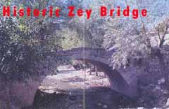 Historic Zey Bridge